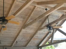 Patio Beams