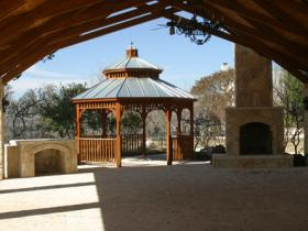 Gazebo & Covered Patio